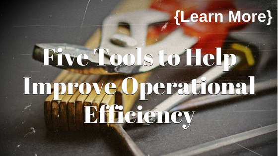 Learn More to Improve Operational Efficiency