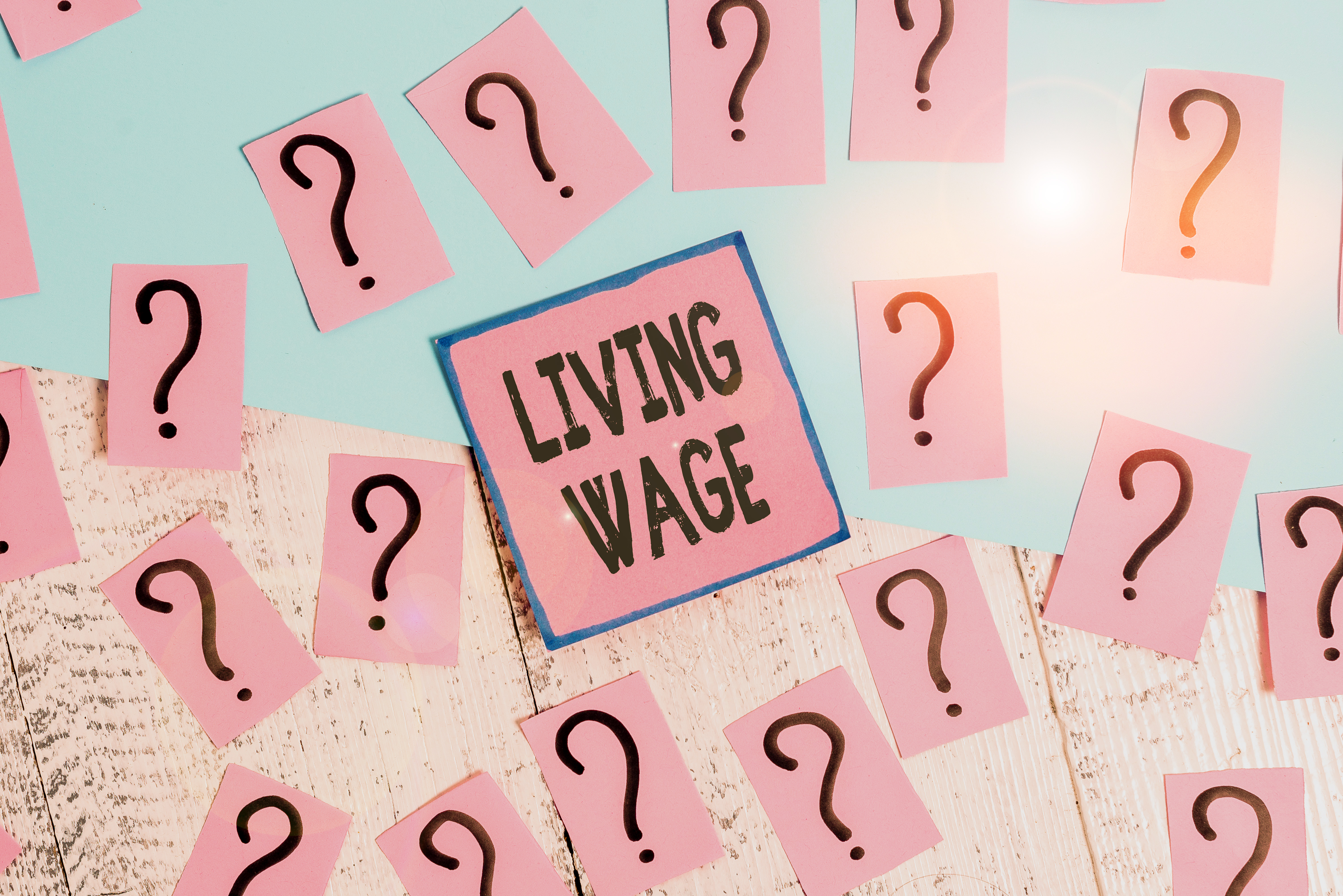 Should Community Banks and Credit Unions Pay a Living Wage?